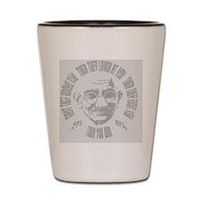 Gandhi-99-win-OV Shot Glass