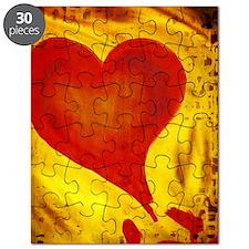 bleeding heart Puzzle