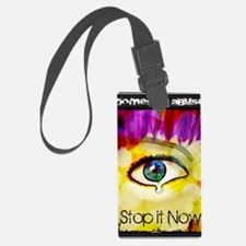 Stopitnow Luggage Tag