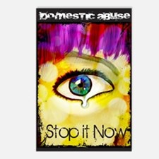 Stopitnow Postcards (Package of 8)