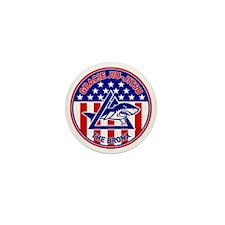 FlagShirtGjj Mini Button