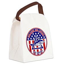 FlagShirtGjj Canvas Lunch Bag