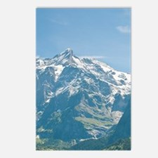 Switzerland. Grindelwald  Postcards (Package of 8)