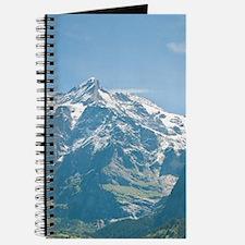 Switzerland. Grindelwald Valley below the  Journal