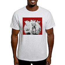 5x3oval_winners_01 T-Shirt