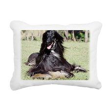 Afghan Hound AA017D-115 Rectangular Canvas Pillow