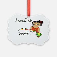 hawaiian Roots Ornament