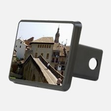 Arched pedestrian bridge o Hitch Cover