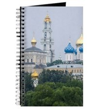 Formerly Zagorsk. Trinity Monastery of St. Journal