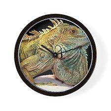 iguana-clock Wall Clock