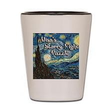 Alisas Shot Glass