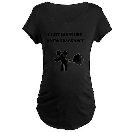 new_fragrance Maternity Dark T-Shirt