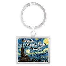 Alvins Landscape Keychain