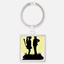 love actually Square Keychain