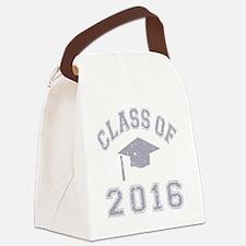 CO2016 Cap Distr Grey Canvas Lunch Bag