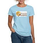 California Love Women's Light T-Shirt