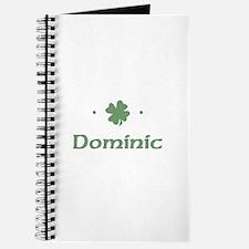 """""""Shamrock - Dominic"""" Journal"""