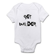 Set Builder Infant Bodysuit