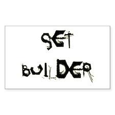 Set Builder Decal