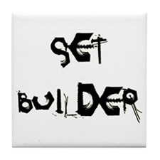 Set Builder Tile Coaster