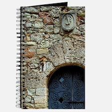 Catalunya. Benedictine monastery of Montse Journal