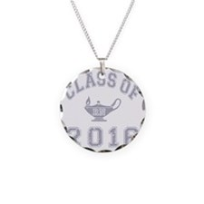 CO2016 RN Gray Distressed Necklace
