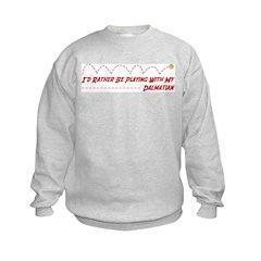 Dalmatian Play Sweatshirt