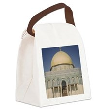 dome_of_the_rock Canvas Lunch Bag