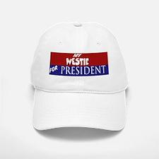 WESTIE_ELECTION STICKER_edited-3 Baseball Baseball Cap