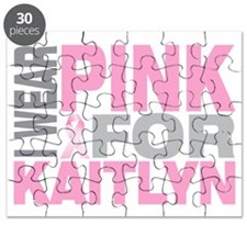 I-wear-pink-for-KAITLYN Puzzle