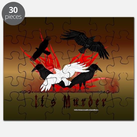 It's Murder Puzzle