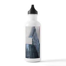 Europe, Spain, Bilbao. Water Bottle