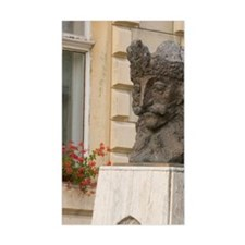 Statue of Vlad Tepes ( Vlad Th Decal