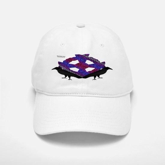 Celtic Crows2 Baseball Baseball Cap