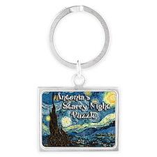 Antonias Landscape Keychain