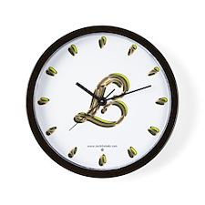 Phyllis Initial L Wall Clock