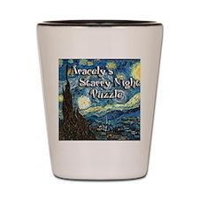 Aracelys Shot Glass