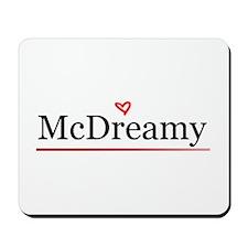 McDreamy Grey's Anatomy Mousepad