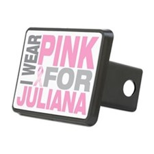 I-wear-pink-for-JULIANA Hitch Cover