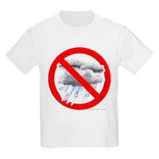 No Rain Kids T-Shirt
