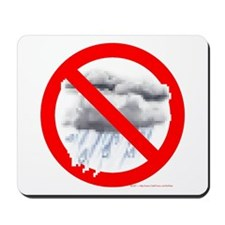 No Rain Mousepad