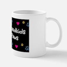 All My Grandkids Have Paws Mug