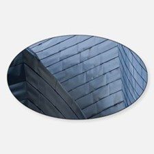 Reflective titanium panelsMuseum de Decal