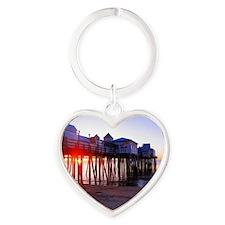 poster2 Heart Keychain