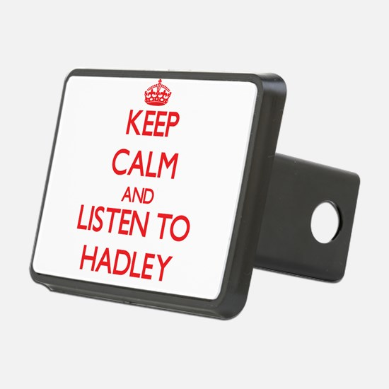 Keep Calm and listen to Hadley Hitch Cover
