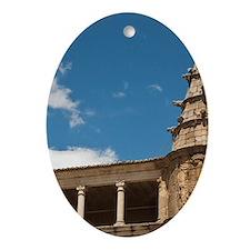 Conventual De San Benito Salorino, E Oval Ornament