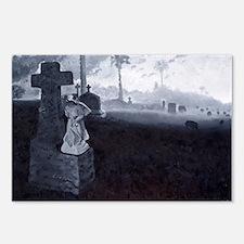 Heaven Burning-framed pan Postcards (Package of 8)