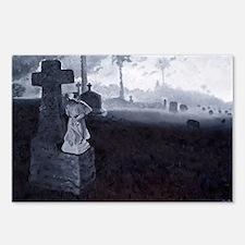 Heaven Burning-lg framed  Postcards (Package of 8)