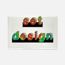 Set Designs Rectangle Magnet