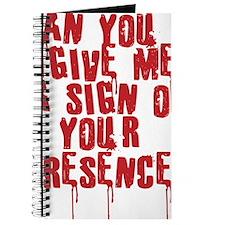 sign Journal